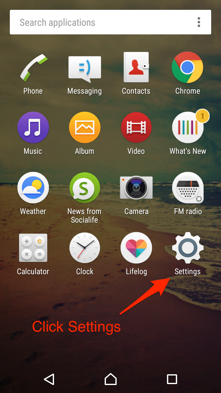 Manage Push Notifications Using Android - App – RVillage How